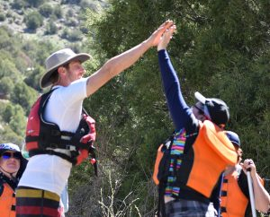 Resilience Education and Adventure in New Mexico