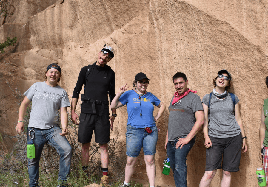 Wilderness Experience Program in New Mexico